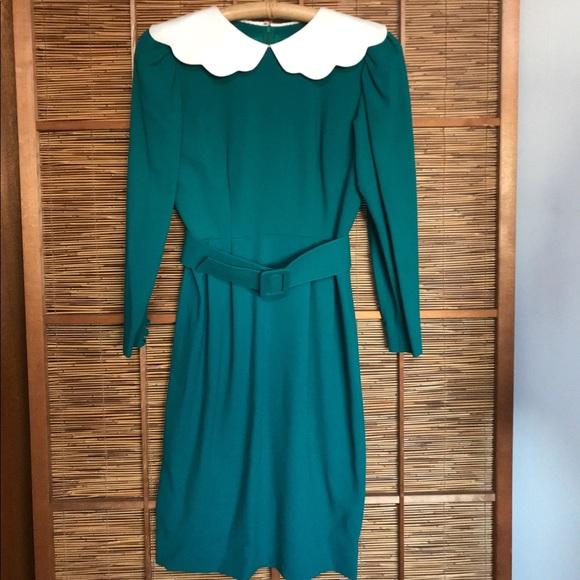 80S Designer Clothing | Hanae Mori Dresses Vintage Japanese Designer Dress 80s Poshmark